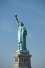 The Statue of Liberty, New York Harbor. Statue of Liberty National Monument, New York City, New York, USA. Image #11080