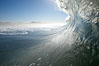 Surf, wave, winter, morning, Ponto, South Carlsbad. California, USA. Image #14986