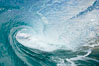 Tube, the Wedge. The Wedge, Newport Beach, California, USA. Image #16991