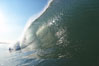 Ponto, South Carlsbad, morning surf. Ponto, Carlsbad, California, USA. Image #17856