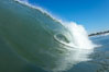 Ponto, South Carlsbad, morning surf. Ponto, Carlsbad, California, USA. Image #17862