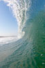 Morning surf. Carlsbad, California, USA. Image #20793