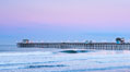 Oceanside Pier at Dawn. California, USA. Image #28878