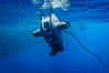 Underwater ROV Preparing to Dive at Clipperton Island. France. Image #32964