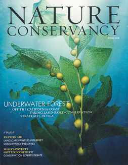 Nature Conservancy Cover