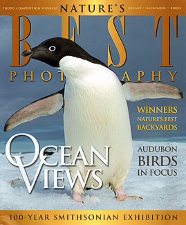 Cover of Nature's Best Photography Magazine