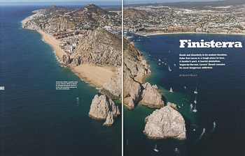 Surfers Journal, Cabo aerial