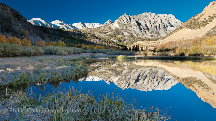 North Lake Morning, Bishop Creek Canyon