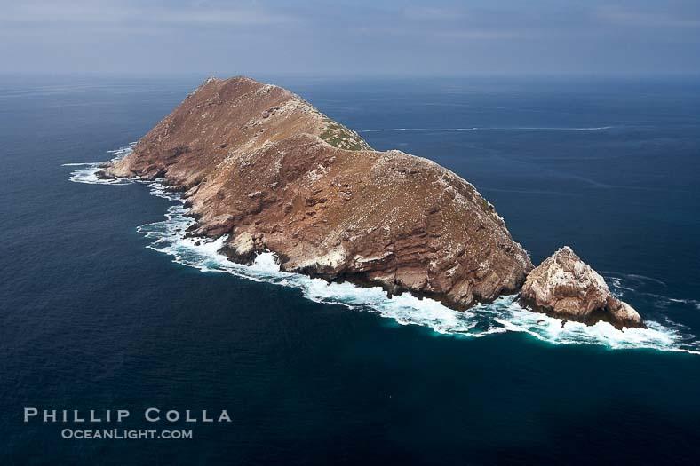 North Island, Coronado Islands, Mexico