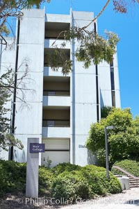 Biology Building on Muir College, University of California San Diego (UCSD), University of California, San Diego, La Jolla