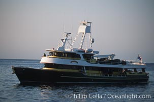 Boat Solmar V, Socorro Island (Islas Revillagigedos)