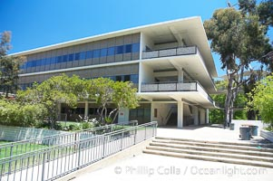 Bonner Hall, University of California San Diego (UCSD), University of California, San Diego, La Jolla