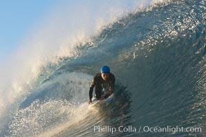 Russell Kubota, Ponto, South Carlsbad, morning surf