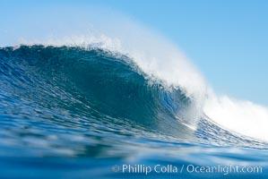 Ponto, South Carlsbad, morning surf. Ponto, Carlsbad, California, USA, natural history stock photograph, photo id 17783