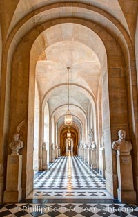 Versailles Palace. Chateau de Versailles, Paris, France, natural history stock photograph, photo id 28077