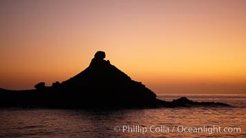 China Hat Point, San Clemente Island, sunrise