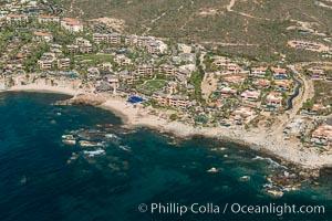 Esperanza Resort. Residential and resort development along the coast near Cabo San Lucas, Mexico