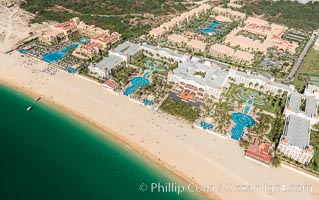 Hotel Riu Along Medano Beach Residential And Resort Development The Coast Near Cabo San Lucas Mexico Picture Image Id 28938