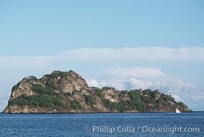 Manuelita Island near Cocos Island