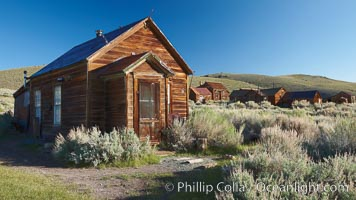 Cody House, Bodie State Historical Park, California