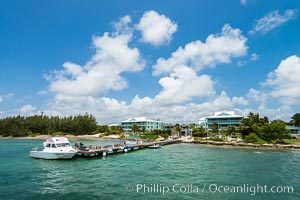 Compass Point Resort on Grand Cayman Island. Grand Cayman, Cayman Islands, natural history stock photograph, photo id 32140