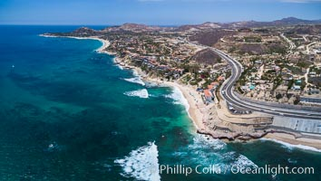 Costa Azul near Los Cabos, Baja California, Mexico. Baja California, Mexico, natural history stock photograph, photo id 32942