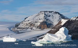 Devil Island, Antarctica Peninsula. Devil Island, Antarctic Peninsula, Antarctica, natural history stock photograph, photo id 26373