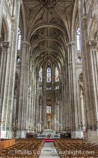 Eglise Saint-Eustache. The Church of St Eustace, Paris a church in the 1st arrondissement of Paris. Situated at the entrance to Paris's ancient markets (Les Halles) and the beginning of rue Montorgueil, St Eustace's is considered a masterpiece of late Gothic architecture