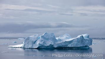 Iceberg, Antarctic Sound