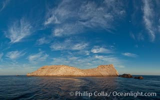 Las Animas island, southern Sea of Cortez near La Paz, Baja California, Mexico