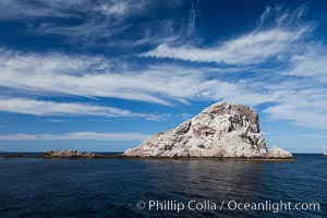 Las Animas island, near La Paz, Sea of Cortez, Baja California, Mexico