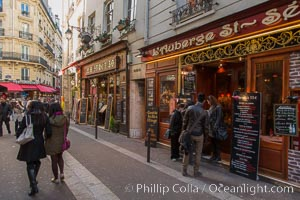 Latin Quarter.  The Latin Quarter of Paris is an area in the 5th and parts of the 6th arrondissement of Paris. It is situated on the left bank of the Seine, around the Sorbonne known for student life, lively atmosphere and bistros, Quartier Latin
