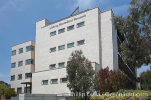 Leichtag Biomedical Research building, University of California, San Diego (UCSD), La Jolla