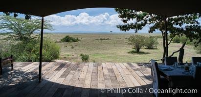 Mara Plains Camp, Luxury Tented Safari Camp, Olare Orok Conservancy, Kenya