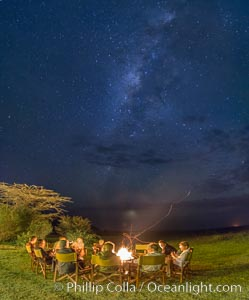 Mara Plains Camp, Luxury Tented Safari Camp, Olare Orok Conservancy, Kenya. Olare Orok Conservancy, Kenya, natural history stock photograph, photo id 30095