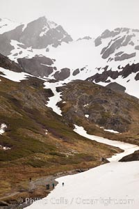 Martial Glacier is a receding cirque glacier, located in the Montes Martial, Fuegian Andes approximately 1050m above sea level and only 4.5km outside of Ushuaia town, is named for Captain Luis Fernando Martial, head of a French expedition, who visited the area in 1883