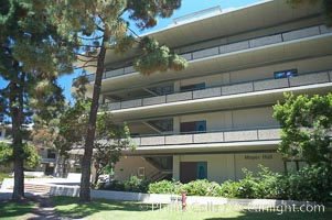 Mayer Hall, University of California San Diego (UCSD), University of California, San Diego, La Jolla