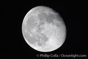 The Moon, Earth Orbit, Solar System, Milky Way Galaxy, The Universe