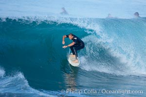 Kirk Blackman, Newport Beach.,  Copyright Phillip Colla, image #16830, all rights reserved worldwide.