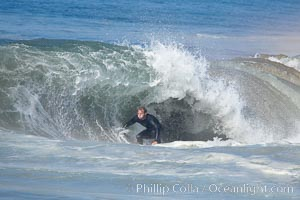 Kirk Blackman, September swell Newport Beach, California