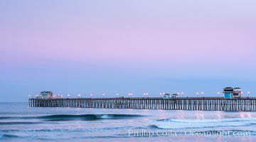 Oceanside Pier at Dawn