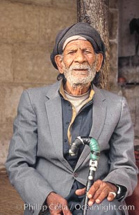 Old man, Cairo, Egypt