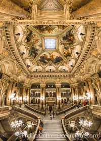 Opera de Paris, Paris Opera, or simply Opera, is the primary opera company of Paris. It was founded in 1669 by Louis XIV as the Academie d'Opera