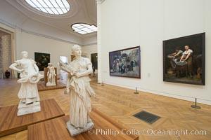 Petit Palais, (Small Palace), is a museum in Paris, France. Built for the Universal Exhibition in 1900 to Charles Girault's designs, it now houses the City of Paris Museum of Fine Arts (musee des beaux-arts de la ville de Paris)