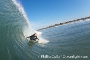 Don Gaunder, Ponto, South Carlsbad, morning surf