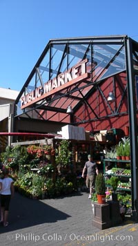 Public Market, Granville Island, Vancouver