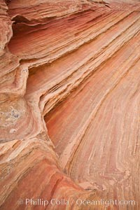 Sandstone details, South Coyote Buttes, Paria Canyon-Vermilion Cliffs Wilderness, Arizona