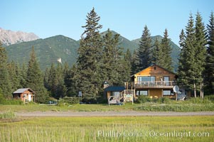 Silver Salmon Creek Lodge, Lake Clark National Park, Alaska