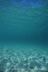 Water, sand and light, Sea of Cortez, La Paz, Baja California, Mexico