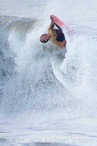 Chris Monroe, The Wedge, Newport Beach, California